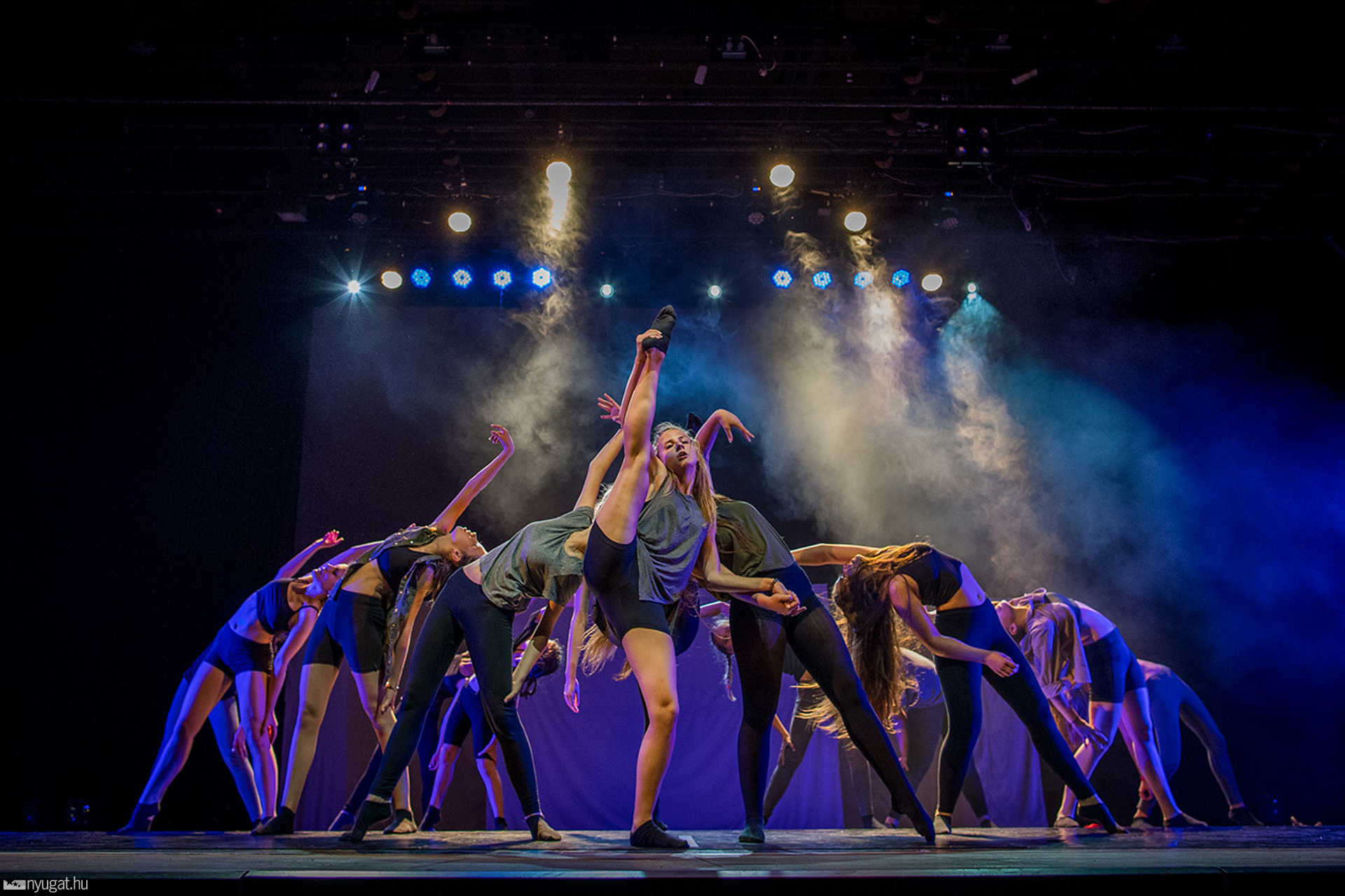 Energy Dance Team évzáró gála 2016